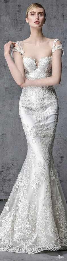 Frühling 2019 Braut Victoria Kyriakides – Braut Make Up Western Wedding Dresses, Bridal Wedding Dresses, Wedding Attire, Bridal Elegance, Braut Make-up, Victoria, Elegant Bride, Fairy Dress, Couture Dresses