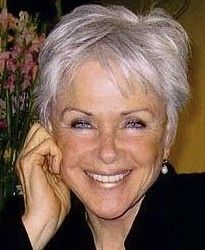 short HAIR STYLES for women over 50 try the new PIXIE