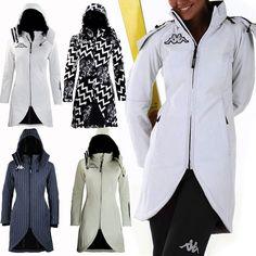74a2d0561d2bd3 Kappa Giubbotto Giacca 4CENTO 418 Donna Sci sport Lungo #abbigliamento  #moda #cappotto