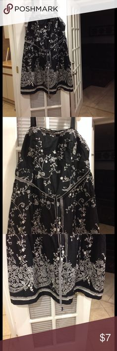 20W Madisonleigh sundress good condition 20W Madisonleigh sundress good condition Madisonleigh Dresses