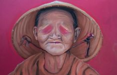 Old Woman from Vietnam