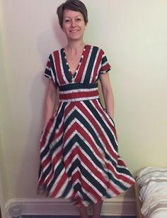 Pattern Reviews> Cake patterns> 0144 (Tiramisu Knit Dress)