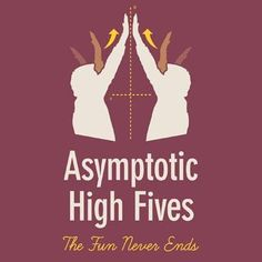 The high five is always in style!