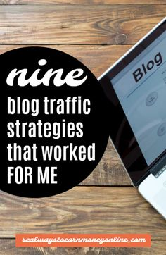 Are you tired of never getting any visitors to your blog? This post will give you some tips you can put to work for yourself TODAY to start seeing a steady stream of traffic to your website. They will work if you use them! via @RealWaystoEarn