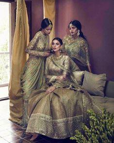 """14k Likes, 33 Comments - WedMeGood (@wedmegood) on Instagram: """"Everything about this  #mint #mintgreen #lehenga #indianbride #indianwedding #weddingday #bridal"""""""