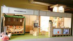 Feria de Muestras de Asturias (FIDMA 2014) Loft, Bed, Furniture, Home Decor, Exhibitions, Decoration Home, Stream Bed, Room Decor, Lofts