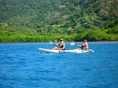 Since Lalati sits in a protected and sheltered bay right inside Beqa Lagoon, it's a perfect place to kayak and explore. You can even bring along your complimentary snorkeling gear and hop in to the blue waters of Fiji!