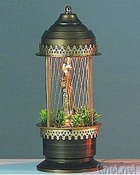 rain lamp-I think it was actually oil and my grandpa had one of these and it always creeped me out!!!