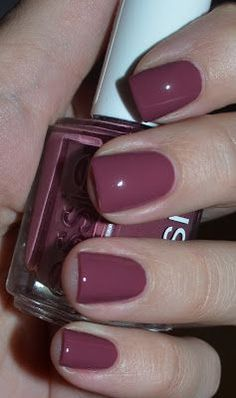 Essie describes  Angora cardi  as a creamy deep dusty rose . It was part of the Essie 2009 fall collection but now is part of the perm...