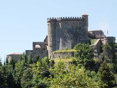 Fosdinovo e il castello della ragazza fantasma - www.girosognando.it/fantasma