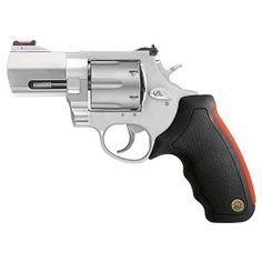 Taurus Ultra-Lite Model 444 Revolver .44 Magnum 4 Barrel 6 Rounds Rubber Grip Titanium Stainless Finish