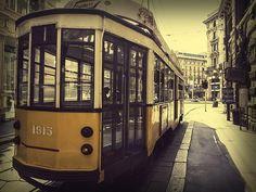Tour per bambini a bordo del tram storico