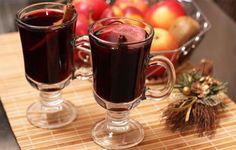 традиционные рождественские напитки - Рождественский пунш