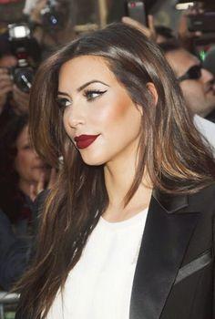 MAC Diva lipstick Kim Kardashian