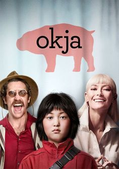 Okja (2017) Full Movie Streaming HD