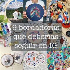 En el blog (www.elblogdedmc.com) 9 bordadoras que deberias seguir en Instagram✨✨✨ #embroidery #dmc #embroiderydmc #broderie #ricamo #bordado #stitchersofinstagram #xstitchersofinstagram #puntodecruz #pointdecroix #puntocroce