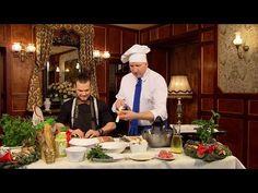 Rączka gotuje - szparagi w cieście, faszerowane pieczarki i strudel z jabłkami - YouTube Strudel, Easy, Youtube, Youtubers, Youtube Movies