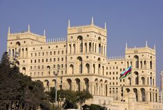 Governments House,Baku