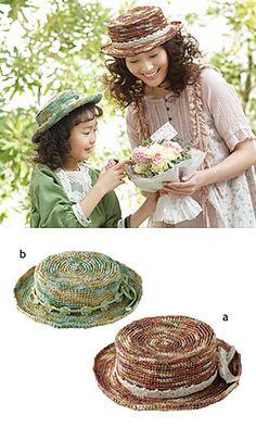 Cappello madre + figlia