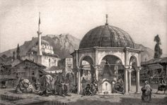 İzmir- Develer Hanı Çeşmesi