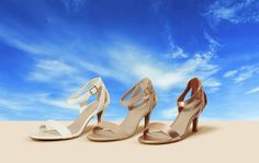 Win FREE Shoes From The New Sandler Summer Range!