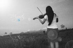 #noise #blackandwhite #violin
