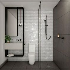 Salle de bain italienne petite surface – les deux pieds sur terre