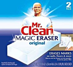A Magic Way To Clean Dark Spots On Your Teeth Magic Eraser Cleaning Cleaning Household