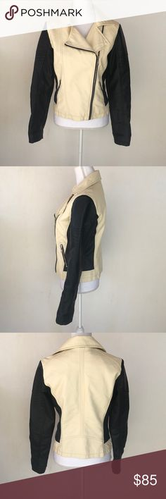 NWOT Celsius Preium Vegan Leather Moto Jacket, M This awesome Celsius Preium Vegan Leather Moto Jacket, M is perfect to wear on those days you're trying to go for an edgy look!  NWOT  EXCELLENT CONDITION PLEASE ASK FOR MEASUREMENTS BEFORE PURCHASING Celsius Premium Jackets & Coats