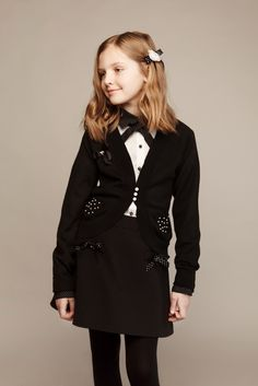 Elegant with detail, from #Papiliokids