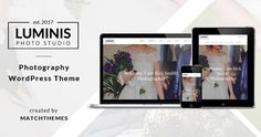 Luminis is a minimal, responsive photography WordPress theme with a clean and professional look. The theme is perfect for photographers, photo studio, photography agency, designers, artists, bloggers to showcase their portfolio. Luminis has a lot of features to easily personalize your site and show off your best creative work, from portfolio templates, blog layouts, colors, …