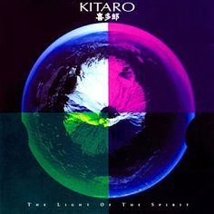 PHAROPHA SONORA: KITARO - The Light Of The Spirit