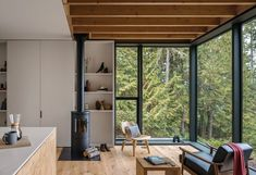 4 Tiny Home Designs - The American Institute of Architects 2017 Small Project Awards