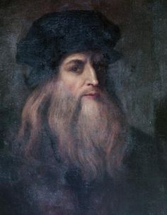 Autoportrait (1490-1500) Léonard de Vinci - Italie, Florence, Galleria degli Uffizi © Raffaello Bencini / Alinari Archives, Florence