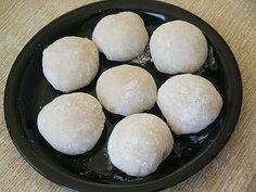peanut coconut mochi