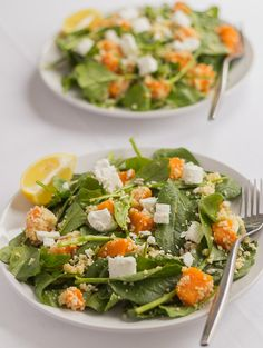 You'll love the tangy sweet and sour contrast of this healthy filling sweet potato, goats cheese and couscous salad lunch or dinner option.