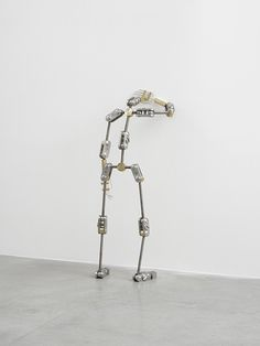 Mr Modern Classical Conceptualist (Dramaturgical framework for structure and stability) | Ryan Gander | Artists | Lisson Gallery