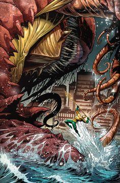 Aquaman -Paul Pelletier