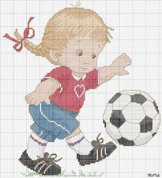 Cross Stitch World: CrossStitch. FOR UR KIDS