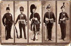 Scottish Regiments 1914