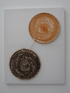 crochet art - beautiful!  Now if I could just figure out how to do it.