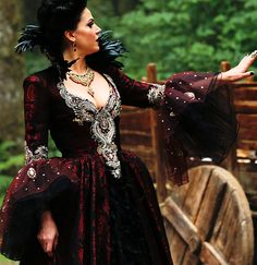 once upon a time evil queen costumes - Google Search