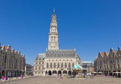 Arras, en France