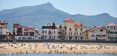 Les plages de Saint-Jean-de-Luz