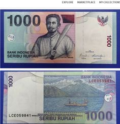 2009 Indonesia 1000 Rupiah banknote at kollectbox.com  Sign up at http://app.kollectbox.com/users/register  #Indonesia   #banknote   #papermoney   #bill   #collectors   #collectibles   #hobby   #marketplace   #ecommerce   #exchange   #swap   #buy   #sell   #tech   #startup