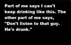 (4) drinking quotes | Tumblr