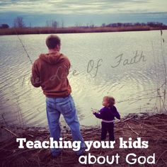Teaching Your Toddler About Jesus. Some ideas to get you started! #parenting #motherhood #lifeoffaith