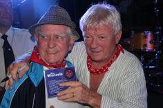 Gordon and Pete Bud