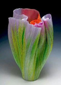Abbarbicari by toots zynsky, fine glass work  #ArtGlass http://stores.ebay.com/Lady-Lindas-Loft?_rdc=1