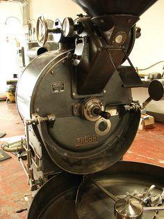 Probat coffee roasters and grinders 1957